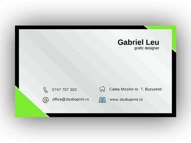 Business Cards and many other...
