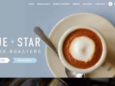 www.bluestarcoffeeroasters.com