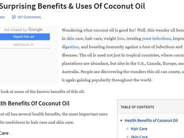 11 Surprising Benefits & Uses Of Coconut Oil