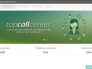 Topcallcenter - Asp.Net MVC