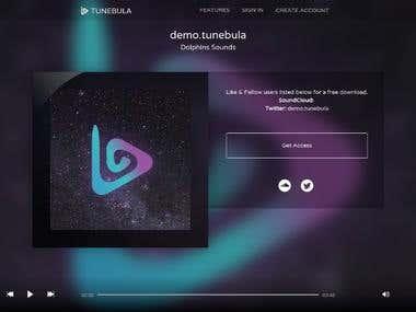Tunebula - http://www.tunebula.com/