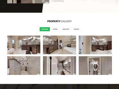 Properly Business Company Website Development and SEO