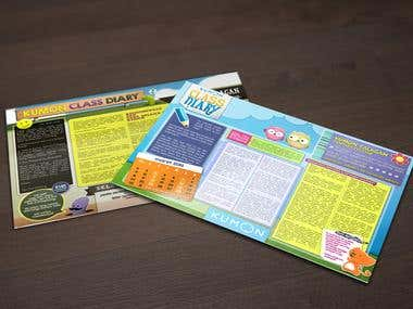Banner & Brochure Design