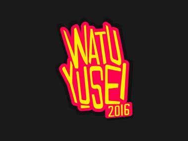 Watuyusei Logo