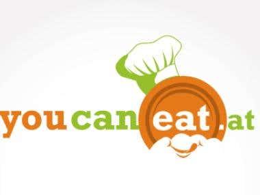 You Can Eat - Logo Design