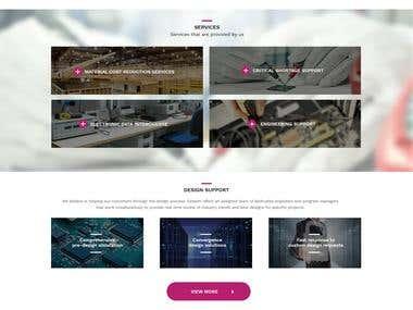 Esteem Electronics - Website Design and Development