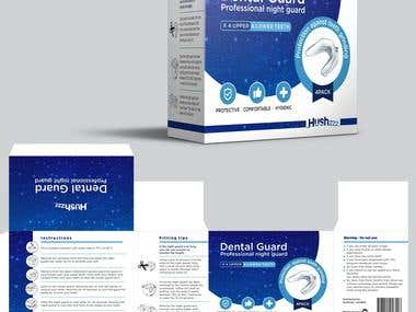 Product Packaging and Label Design