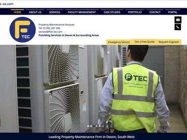 F-Tec Website Design, SEO & Content