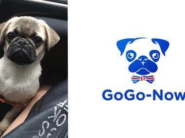 Logo GOGO - NOW