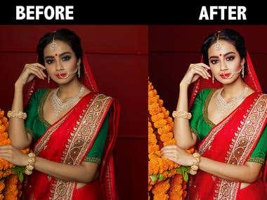 Image Editing and Retouch