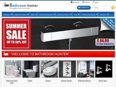 Bathroom Hunter