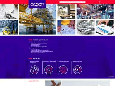 Ocean project management