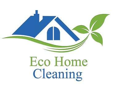 Eco cleaning logo