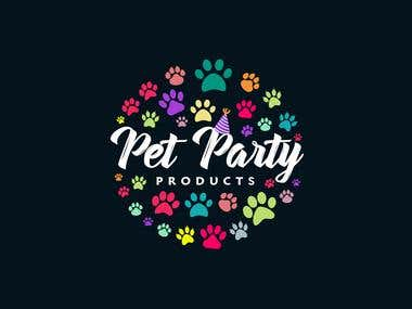 pet party products logo
