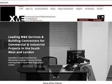 XME Website & SEO