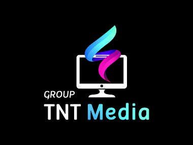 TNT MEDIA LOGO DESIGN
