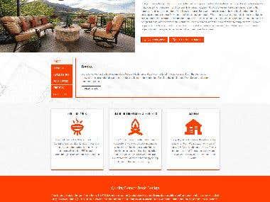 Designers & Contractors website