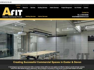Anderson Commercial Interiors