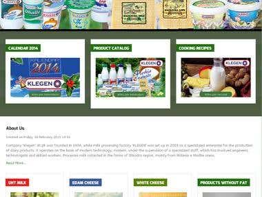 Website Klegen