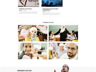 Build this awesome Blog By WordPress Premium Theme