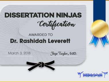 Certification Design