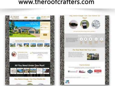 www.theroofcrafters.com | Wordpress | AMP