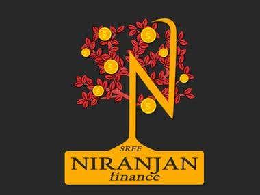 Niranjan finance company logo
