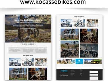 www.kocassebikes.com | Wordpress