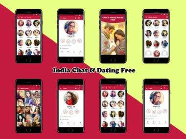 India Chat & Dating Free