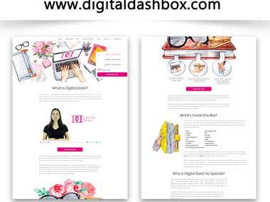 www.digitaldashbox.com | Affiliate Website | Membership