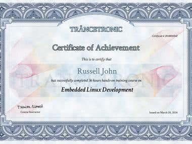Embedded Linux Development