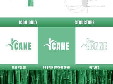 CANE LOGO DESIGN