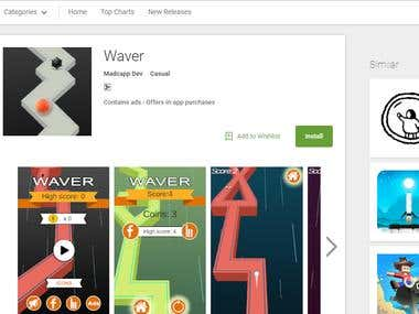 Fixed bugs and uploaded to the Google Play store.