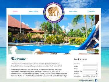 Design for Website