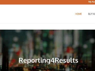 Reporting4Results