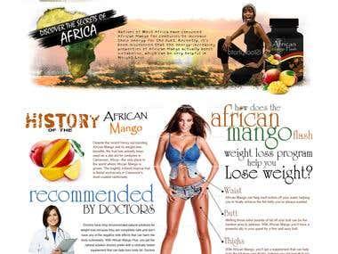 African Mango Flash