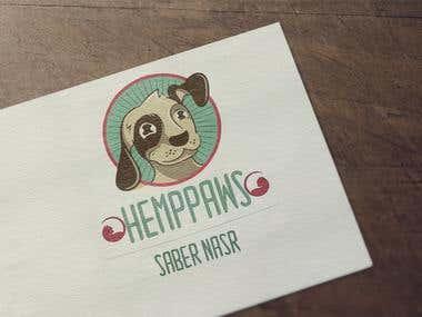 HempPaws Logo