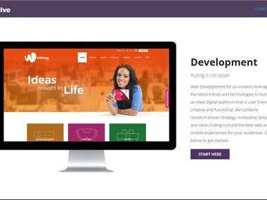 Upotive | Dynamic Website