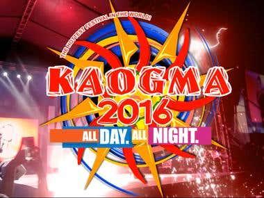 Kaogma 2016 promotional video