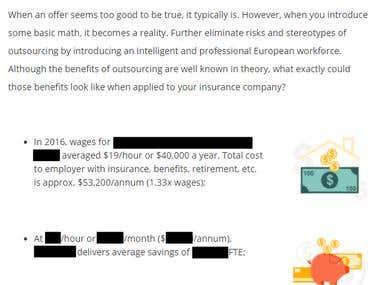 Service | Email Marketing (Ex. 2)