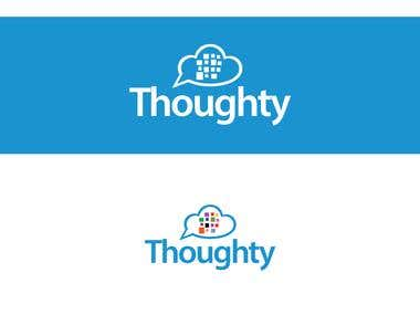 Thoughty App Logo
