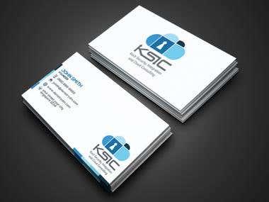 Business Card Design (Creative,unique,clean and elegent)