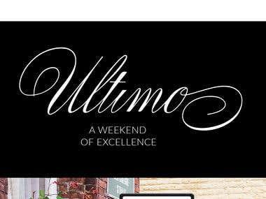 Logo design of Ultimo