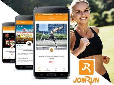 JomRun – Run Rewarded