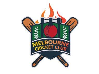 Melbourne Cricket Club Logo