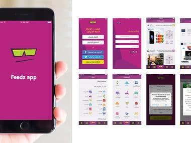 Feedz App