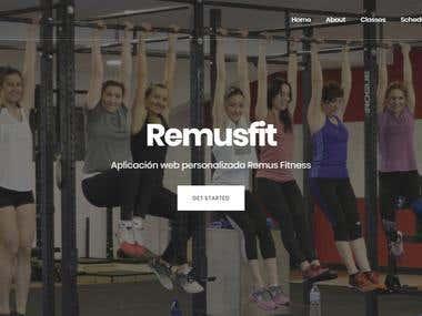 Portal Remus Fitness