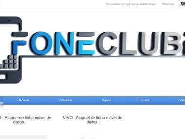 FoneClube -https://www.foneclube.com.br/