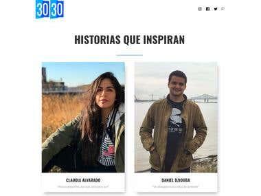 web site 30-30