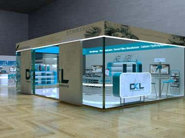3D Exhibition Booths